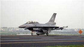 F-16戰鬥機(圖/翻攝自中華民國國防部網站)
