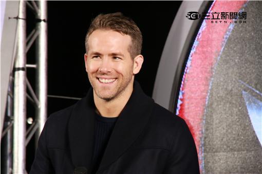 死侍,Deadpool,Ryan Reynolds,萊恩雷諾斯 圖/范樺沂攝影