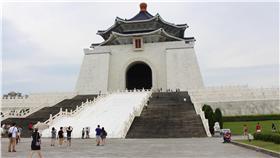 中正紀念堂(圖/攝影者Chi-Hung Lin, Flickr CC License)https://flic.kr/p/vX5Nij