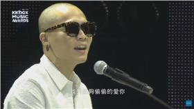 MP魔幻力量,光頭,廷廷 圖/翻攝自KKBOX YouTube