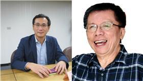 沈富雄、鄭運鵬-翻攝自兩人臉書