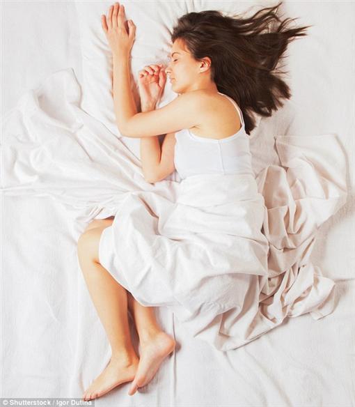 睡姿與健康翻攝自每日郵報http://www.dailymail.co.uk/femail/article-3414753/Sleep-want-racy-dreams-heartburn-risk-dementia-odd-effects-sleep.html