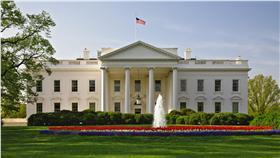美國白宮北面(圖/翻攝自維基百科)