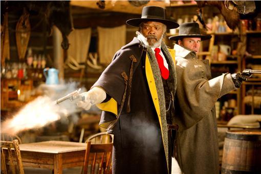 八惡人,昆汀塔倫提諾,Quentin Tarantino,The Hateful Eight,賞金獵人,山繆傑克森,Samuel L.Jackson,克里斯多夫華茲,Christoph Waltz