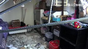 屋塌像地震1800