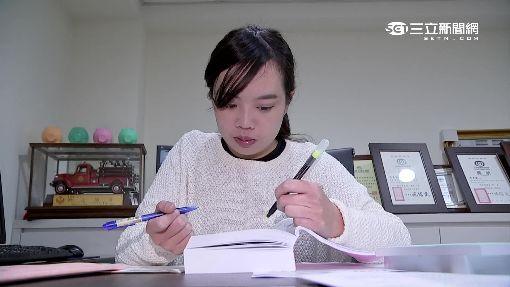 最菜立委呂孫綾閉關苦讀 誓言撕去讀稿機標籤