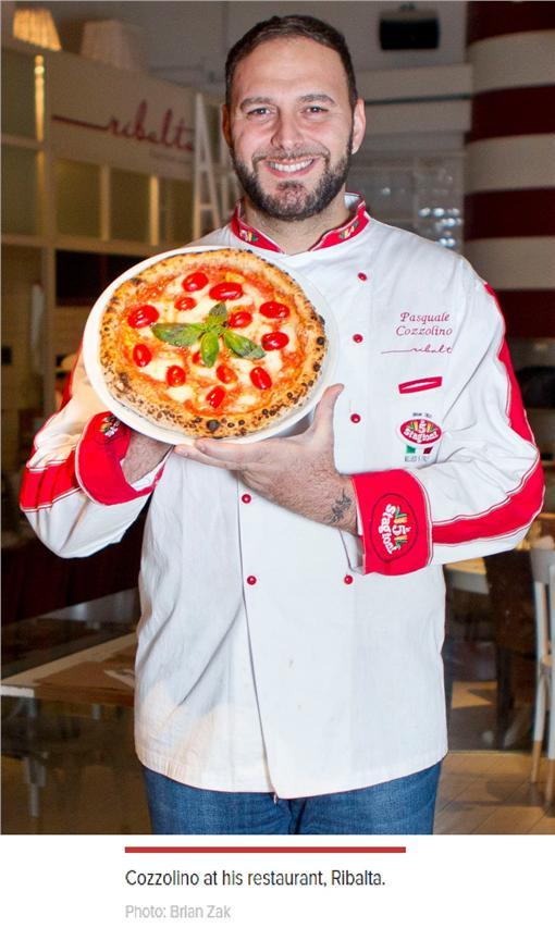 吃比薩減肥-圖/翻攝自《紐約郵報》