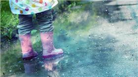 下雨、天氣示意圖/達志影像