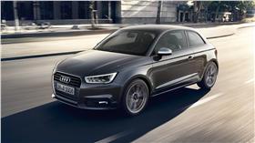 汽車Audi A1 (圖/翻攝自Audi網站)