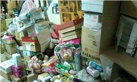 大掃除,儲物癖,整理房間,雜物,收納