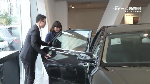 蔡英文總統座車換「奧迪」 比BMW省381萬