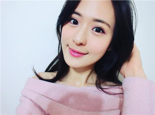 簡莉紋情人節妝容_簡莉紋提供