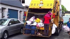 垃圾車 (圖/翻攝自YouTube)