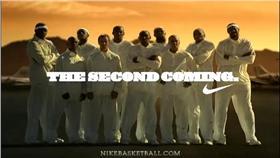 NBA經典廣告(圖/翻攝自YouTube)