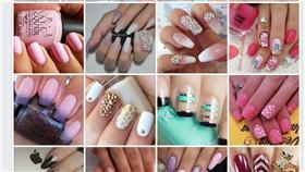 指甲,彩繪,光療,愛美,nails,臉書(Nails Art Mania粉絲團)