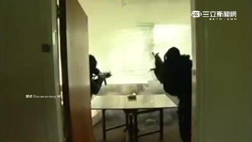 """英""""SAS""""再建奇功 偽裝女性擊殺IS幹部"""