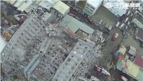 台南地震,倒塌