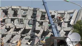 台南地震,救援