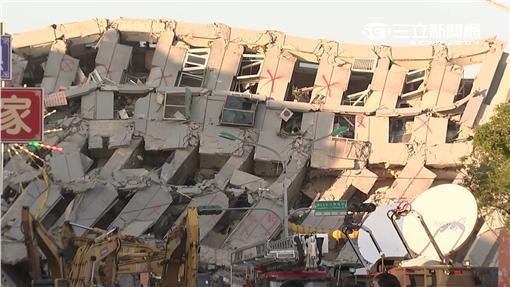 台南地震維冠大樓