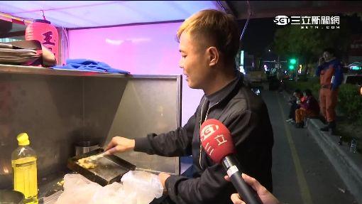 """救難英雄不孤單 災區""""魷魚螺肉蒜""""暖胃"""