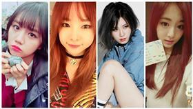 周子瑜,TWICE,Girl's Day,惠利,EXID,率智,FIESTAR,禮智
