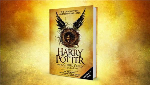 哈利波特《被詛咒的孩子》(Harry Potter and the Cursed Child)(圖/翻攝自Pottermore)