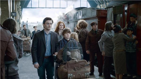 J.K.羅琳日前曾寫哈利波特短篇續集(圖/翻攝自Pottermore)