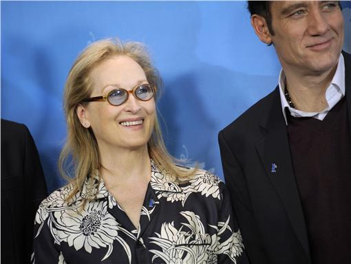 梅莉史翠普(Meryl Streep)▲圖/路透社/達志影像