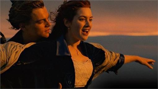 電影鐵達尼號翻攝自鐵達尼號電影臉書https://www.facebook.com/TitanicMovie