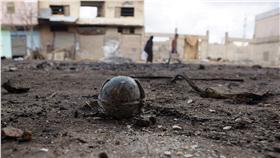 敘利亞內戰 圖/路透社/達志影像