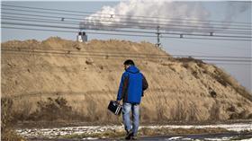 PM2.5,空污,中國,印度 圖/美聯社/達志影像