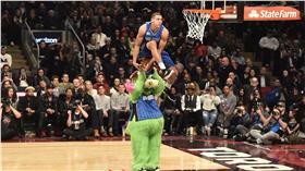 Aaron Gordon,NBA灌籃大賽(圖/美聯社/達志影像)