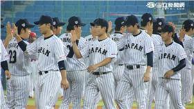 12強日本隊(圖/記者王怡翔攝)