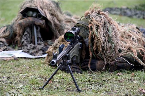 狙擊手(圖/美聯社/達志影像)