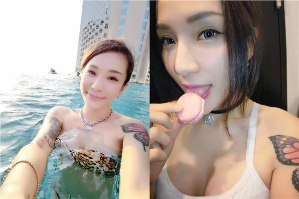 梁云菲_臉書