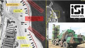 ImageSat International(ISI)衛星空照,指中國已在西沙群島永興島部署飛彈(圖/翻攝自ImageSat International)