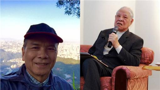 游錫堃、李登輝/臉書