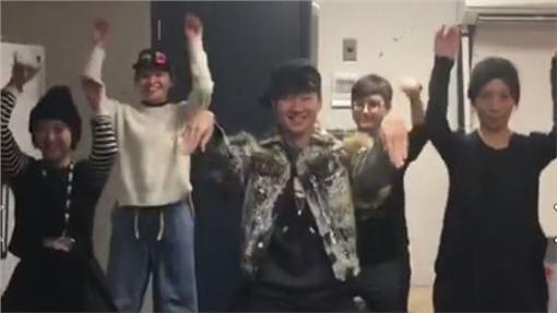 JJ跳妖怪體操/FB