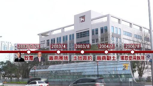"""百日推""""頂埔科技園區"""" 郭董想念蘇貞昌"""