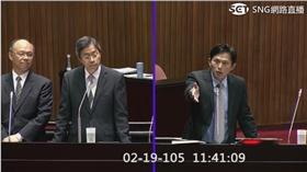 黃國昌,立法院,開議,質詢