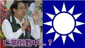 國民黨,楊偉中▲合成圖/翻攝自維基百科、楊偉中臉書