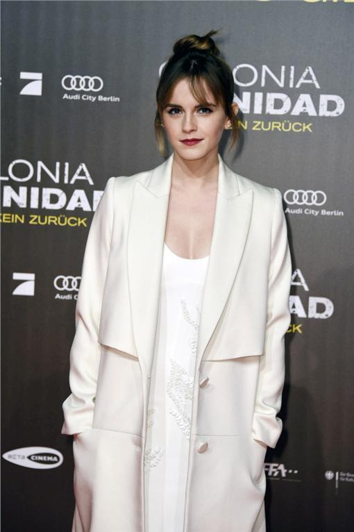 艾瑪華森,Emma Watson 圖/達志影像