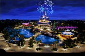 上海迪士尼開幕