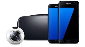 三星旗艦機、Samsung、機皇、Galaxy S7、Galaxy S7 edge(圖/Samsung官網)