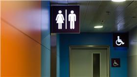 廁所,女廁,男廁▲圖/達志影像
