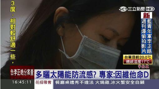 流感疫情蔓延! 單周人數暴增320例