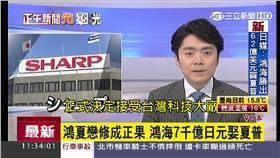 日經:鴻海勝出 將買夏普