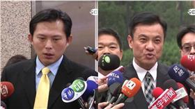 黃國昌,蘇嘉全▲合成圖/資料照