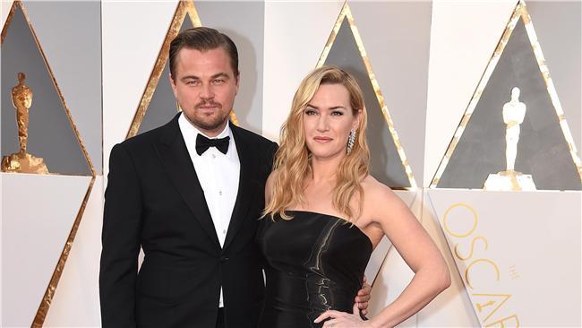 《鐵達尼》廿年!李奧、凱特再合作