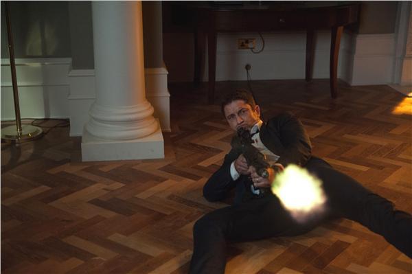 《全面攻佔2:倫敦救援》傑哈巴特勒/catchplay提供